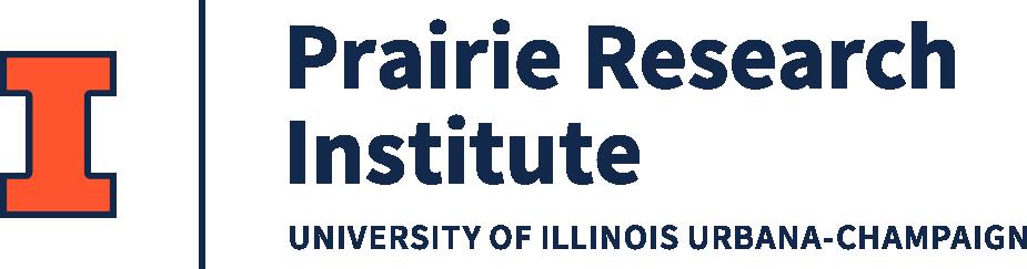 Prairie Research Institute wordmark